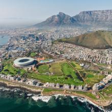 Corona-Bürgermeister infiziert- Kapstadt