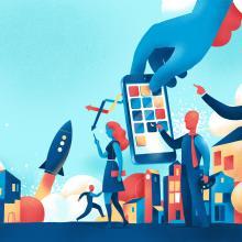 Wie wird die Digitalisierung die Kommune der Zukunft gestalten?