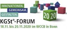 KGSt-Forum 2020