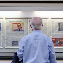 Fast 40 Prozent der Lokalzeitungen in Deutschland droht langfristig die Unwirtschaftlichkeit und somit das Aus!
