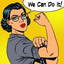 Frauen sind in der Kommunalpolitiker weiter viel zu selten - das zeigt eine aktuelle Umfrage