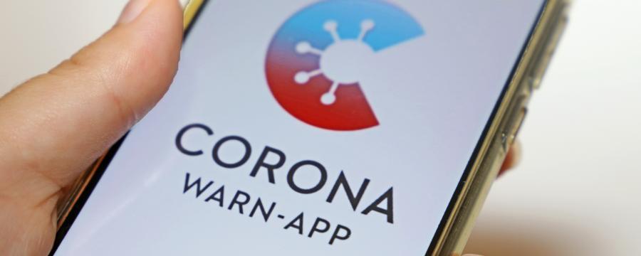 Die Corona-Warn-App