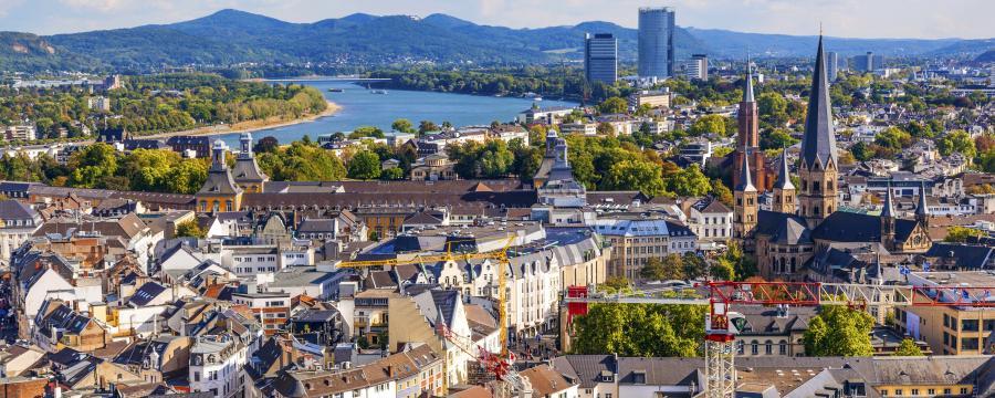 Die Stadt Bonn
