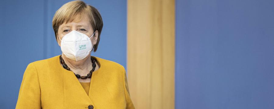 Die Coronaregeln sollen weiter verschärft werden fordert Kanzlerin Angela Merkel in einem Beschlusspapier, das heute verabschiedet werden soll