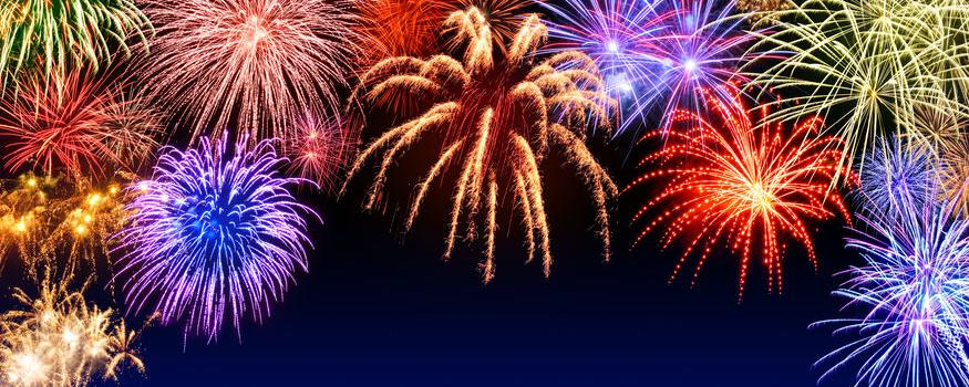 Feuerwerke - können sie in Coronazeiten überhaupt stattfinden? Die Diskussion in den Kommunen läuft