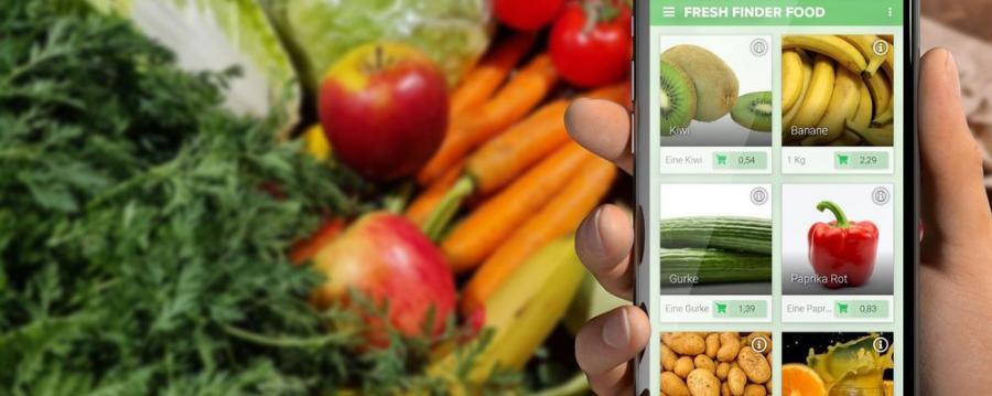 Beim Vitamin-Dealer in Ahaus läuft alles digital über eine App