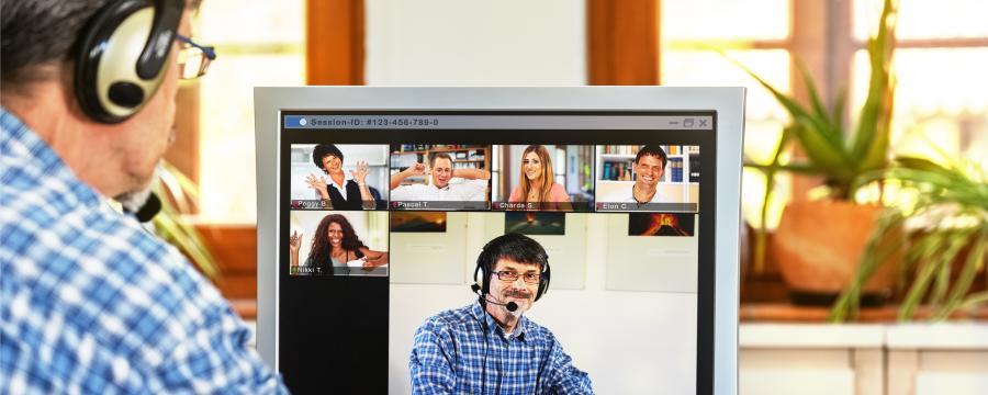 Online-Bildungsangebot nutzen können.
