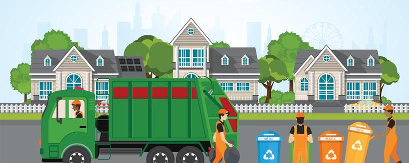 Zum Thema Mülltrennung ist der Informationsbedarf gerade über die Feiertage erhöht - fünf Tipps für Kommunen und Verbraucher