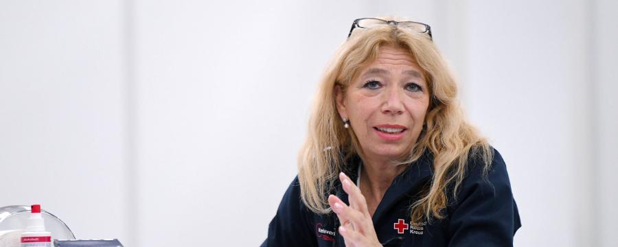 Tübinger Notärztin Lisa Federle