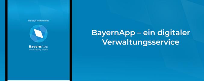 Die Bayern App soll Behördengänge digital machen - in der Theorie klappt das super, in der Praxis noch nicht