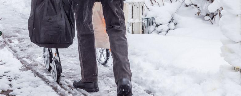 Schnee schippen ist Bürgerpflicht - beziehungsweise die des Besitzers - welches Recht beim Winterdienst gilt...