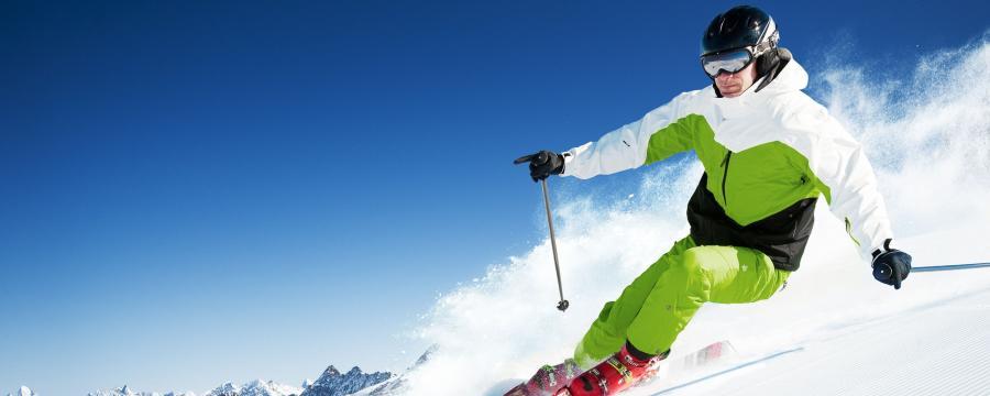Skifahrer - Wintersportorte schreiben Brief an Merkel