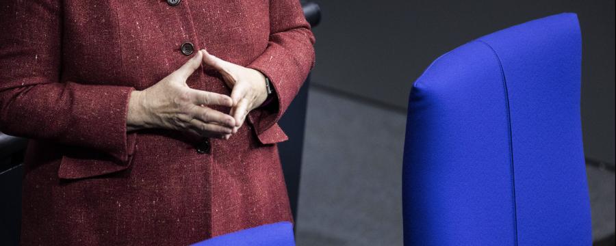 Kanzlerin Merkel will den Lockdown bis in den April verlängern
