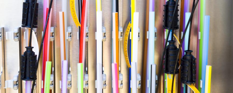Breitbandausbau Glasfaserkabel