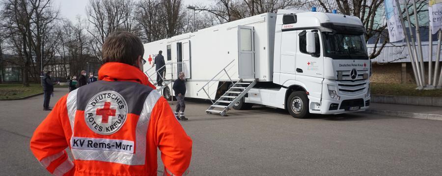 Impf-Truck im Rems-Murr-Kreis