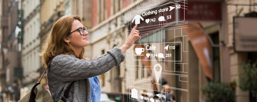 Modernes Stadtmarketing kann mit einfachen digitalen Mitteln erfrischend kreativ sein.