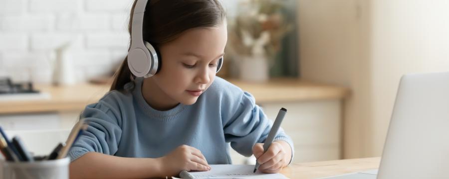 Homeschooling - auf dem Land und in der Stadt unterschiedlich betreut.