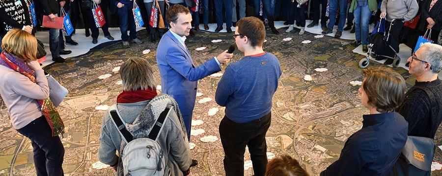 Bürgerbeteiligung in Bochum
