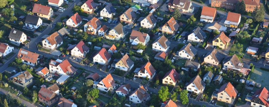 Eigenheimsiedlung