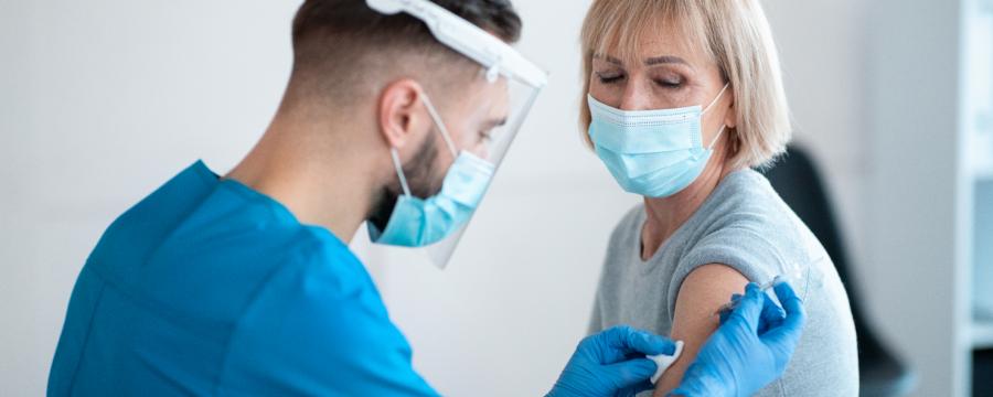 Impfen - Aufgebung der Impfpflicht kritisiert