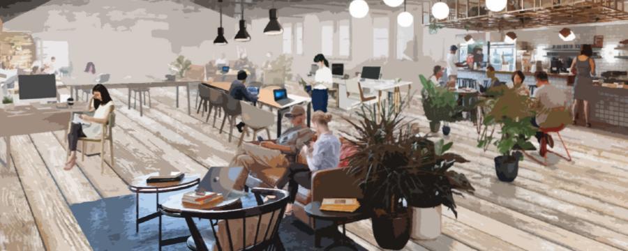 KoDorf: Altes Sägewerk in Erndtebrück als Arbeitsplatz