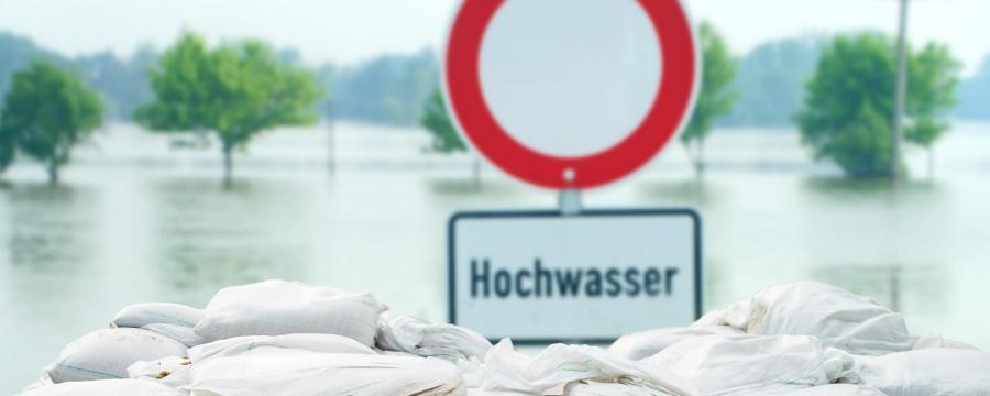 Fünf-Punkte-Plan gegen Extrem-Wetter und Hochwasser(Bild)