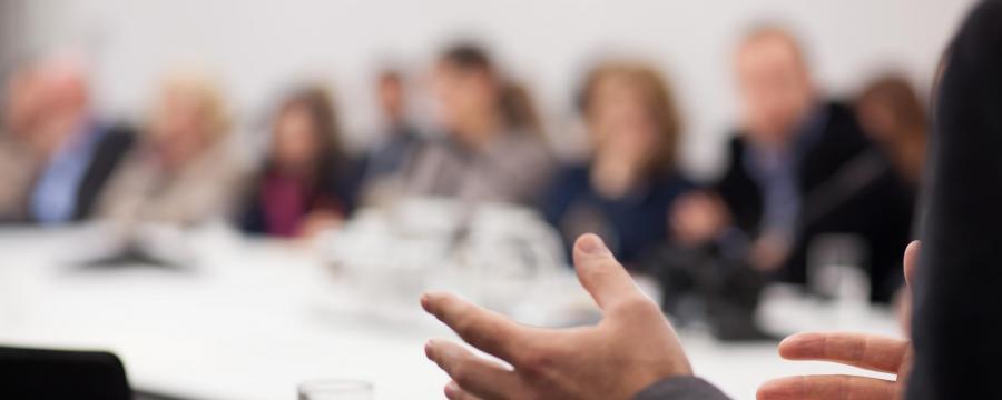Sitzung der Gemeindevertreter oder des Stadtrats