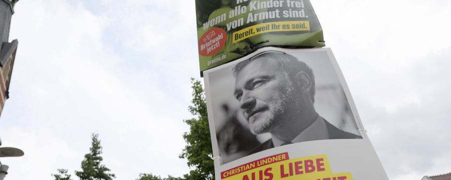 Wahlplakate - was erlaubt ist und was nicht - alle Informationen vor der Bundestagswahl im Überblick