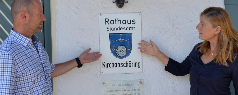 Kirchanschöring bei Traunstein stellt seinen Haushalt auf Nachhaltigkeit um - dem Gemeinwohl verpflichtet