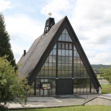 Eine Erbschaft für eine Gemeinde - hier die katholische Kirche im Dorf