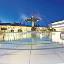 Therme in Bad Füssing