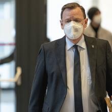 Thüringens Ministerpräsident Ramelow hat ein Langrist-Papier bis Ostern zur Lockdown-Verlängerung vorgelegt