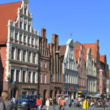 Innenstadtgipfel: Bild von Lüneburg