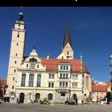 Rathaus Ingolstadt -Bürgermeister als Karriereziel