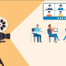 Per Livestream können Interessierte Bürger an Sitzungen des Gemeindeparlaments virtuell teilnehmen