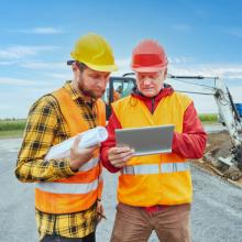 Bauingenieure im öffentlichen Dienst