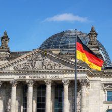 Bundestag Gebäude Infektionsschutzgesetz Kompromiss