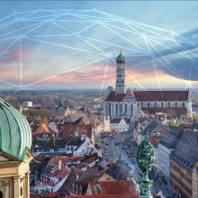 Augsburg Digitalrat nimmt Arbeit auf.