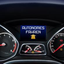 Autonomes Fahren ist im Cockpit angekommen