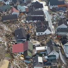 Wie Kommunen sich für Extremwetterlagen und gegen Hochwasser wappnen können