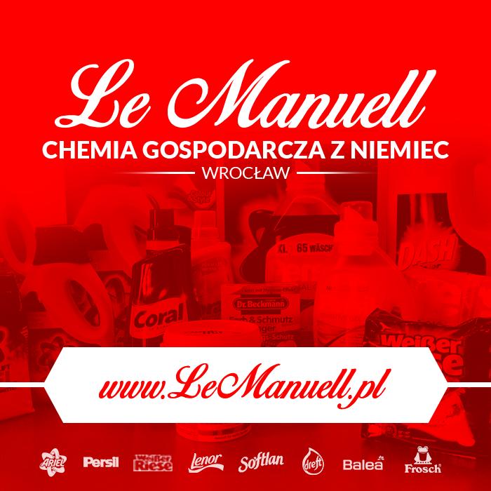 Le Manuell chemia z Niemiec