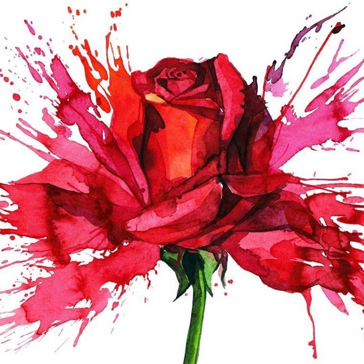 """Kwiaciarnia """"Kwiatem Malowane"""""""
