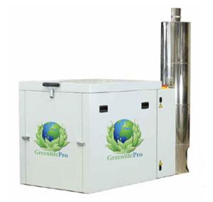 Les Biodigesteurs CIRC combinés avec le Power Unite de Greenlife Pro