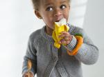 Ana, banana, jucarie pentru dentitie