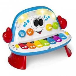 Jucarie electronica Chicco Funky, Pianul Orchestra, 1-4 ani