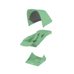 Set Materiale Textile Greentom Reversible, Mint