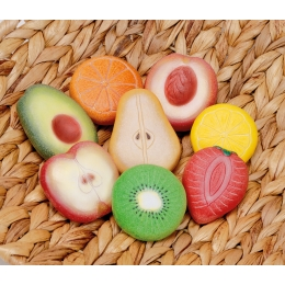 Pietre senzoriale - Fructe