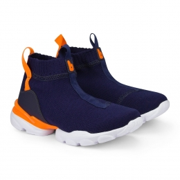 Ghete Fete Bibi Drop New Navy/Orange