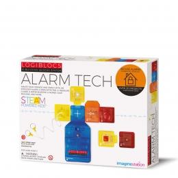 Joc electronic Logiblocs - set Alarm Tech