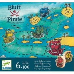 Joc de strategie Djeco, Bluff pirat